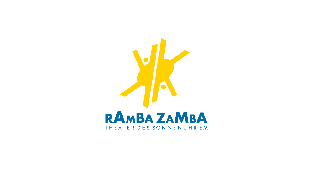 Sonnenuhr e. V. / Theater RambaZamba | Logoentwicklung
