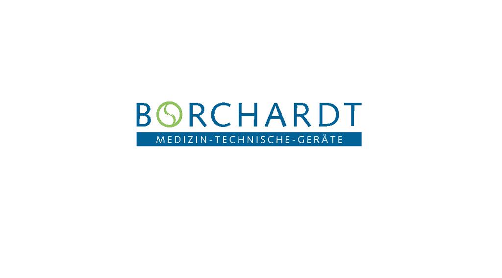 Borchardt, Medizintechnische Geräte | Logoentwicklung
