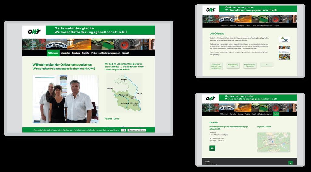OWF | Ostbrandenburgische Wirtschaftsförderungsgesellschaft mbH